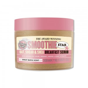 Smoothie Old Sugar & Shea Breakfast Scrub