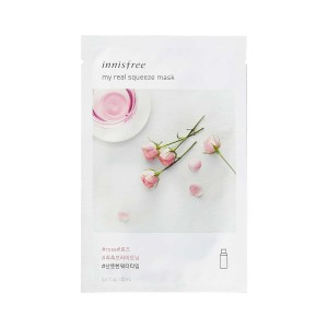 Innisfree My Real Squeeze Mask - Rose