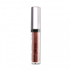Slip Tease Full Lip Stain (First Date - Nude Pink Beige)