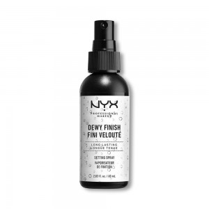 Makeup Setting Spray (02 Dewy Finish Long Lasting)