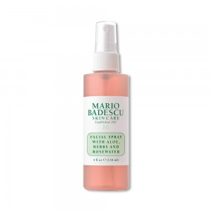 Facial Spray with Aloe, Herb and Rosewater (118ml)