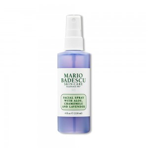Facial Spray with Aloe, Chamomile and Lavender (118ml)